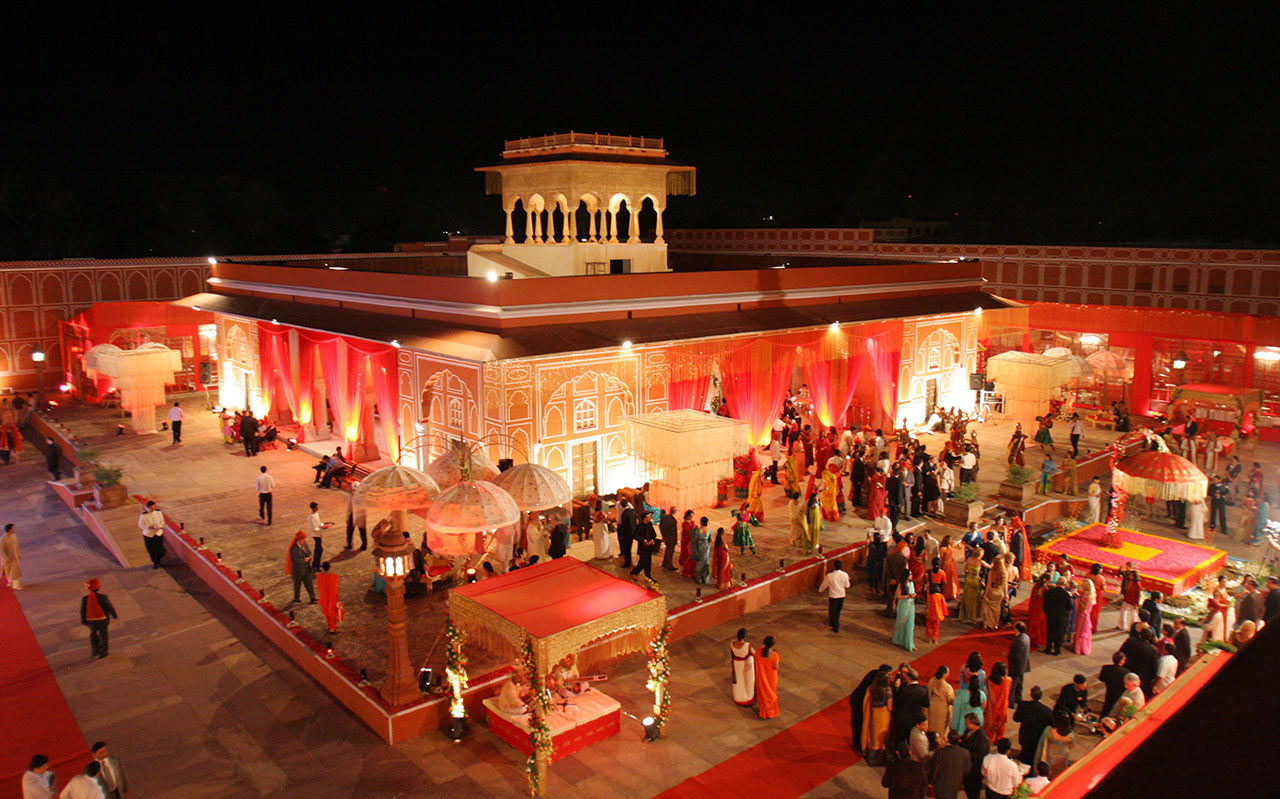 Best wedding destinations in jaipur shaadiwala the junglespirit Images